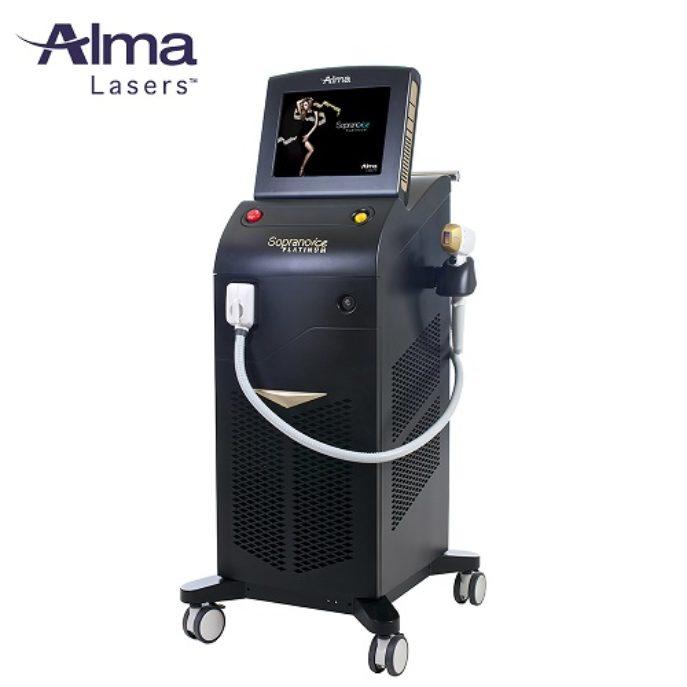 Alma-lasers-Soprano-ICE-Platinum